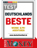 FOCUS MONEY DEUTSCHLANDS BESTE AGENTUR