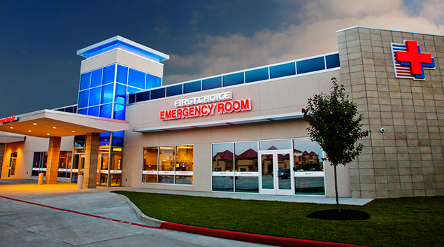 Aetna Emergency Room