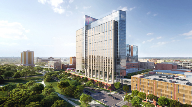 Ohio State University Is Poised To Build A 1 79 Billion Inpatient Hospital Healthcare Finance News