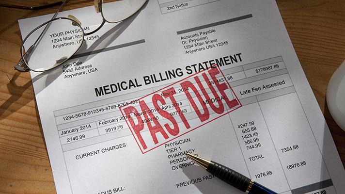 patients expose hospital bills