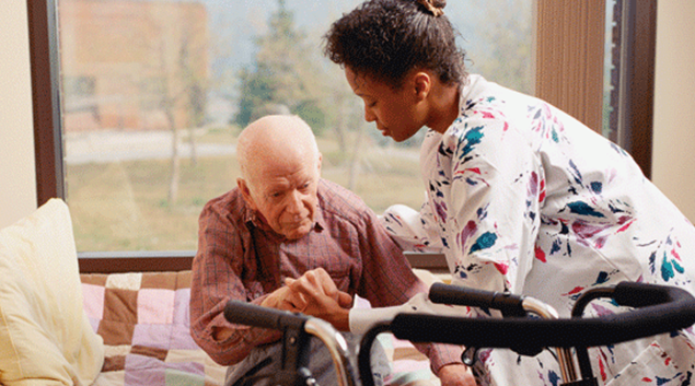 Medicaid saves money with at-home care