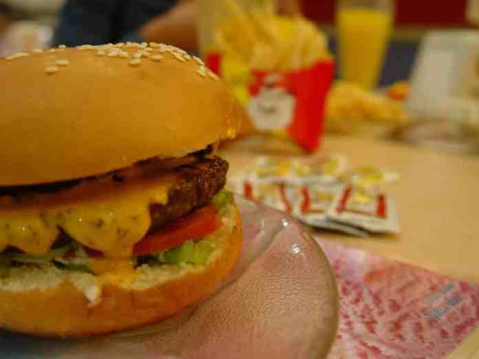 bad effects of fast food