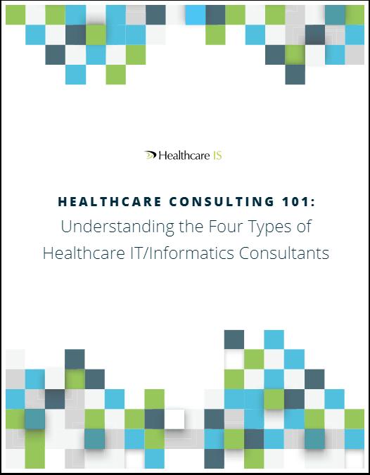 Resources in Healthcare Informatics  Healthcare IS