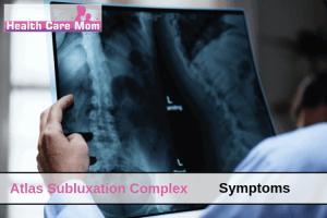 Symptoms of the Atlas Subluxation Complex