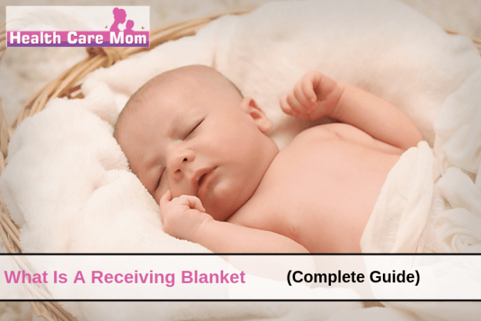 receiving blanket