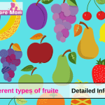 Different types of fruite
