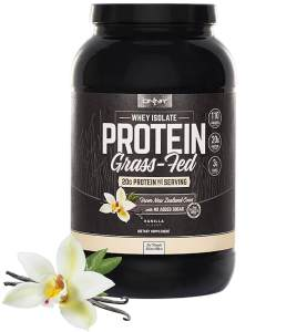Whey Isolate Protein Onnit Grass Fed