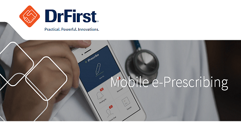 DrFirst Enables Free Mobile Medication Mgmt Tool for Prescribers Affected by Hurricanes Harvey and Irma