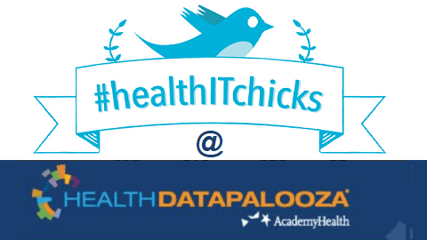 Meet up with #healthITchicks in DC Next Wednesday