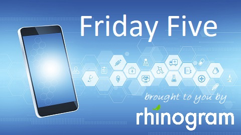 The Friday Five – How Texting Improves Healthcare Outcomes