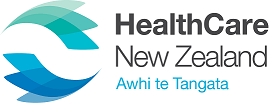 HealthCare NZ logo