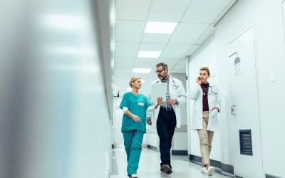 Impacting hospital metrics drives sales success