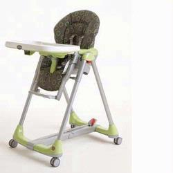 green high chair round folding covers peg perego impdibna75bu24 prima pappa diner discontinued