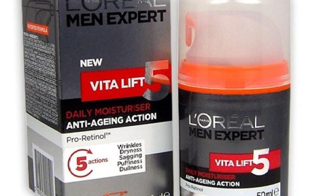 Buy L Oreal Men Expert Vita Lift 5 Daily Moisturiser 50ml