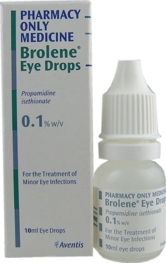 Buy Brolene Eye Drops 10ml at Health Chemist Online Pharmacy