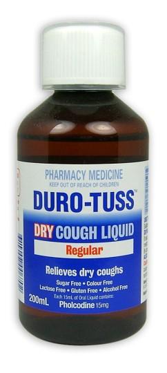 Buy Duro  Tuss Cough Linctus 200ml regular at Health