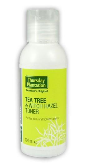 Buy Thursday Plantation Tea Tree & Witch Hazel Toner 100ml ...
