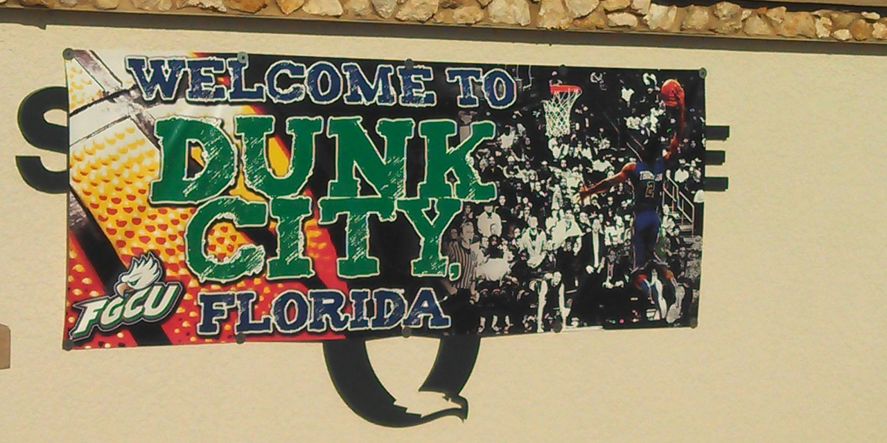 Is It Possible to Lose Weight And Diet While FGCU Dunk City, Florida Mens Basketball Wins Tonight in Texas?