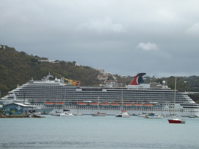 PR Nightmare For Carnival Cruise Line After Carnival Dream, Triumph & Legend Guest Vacation Disaster
