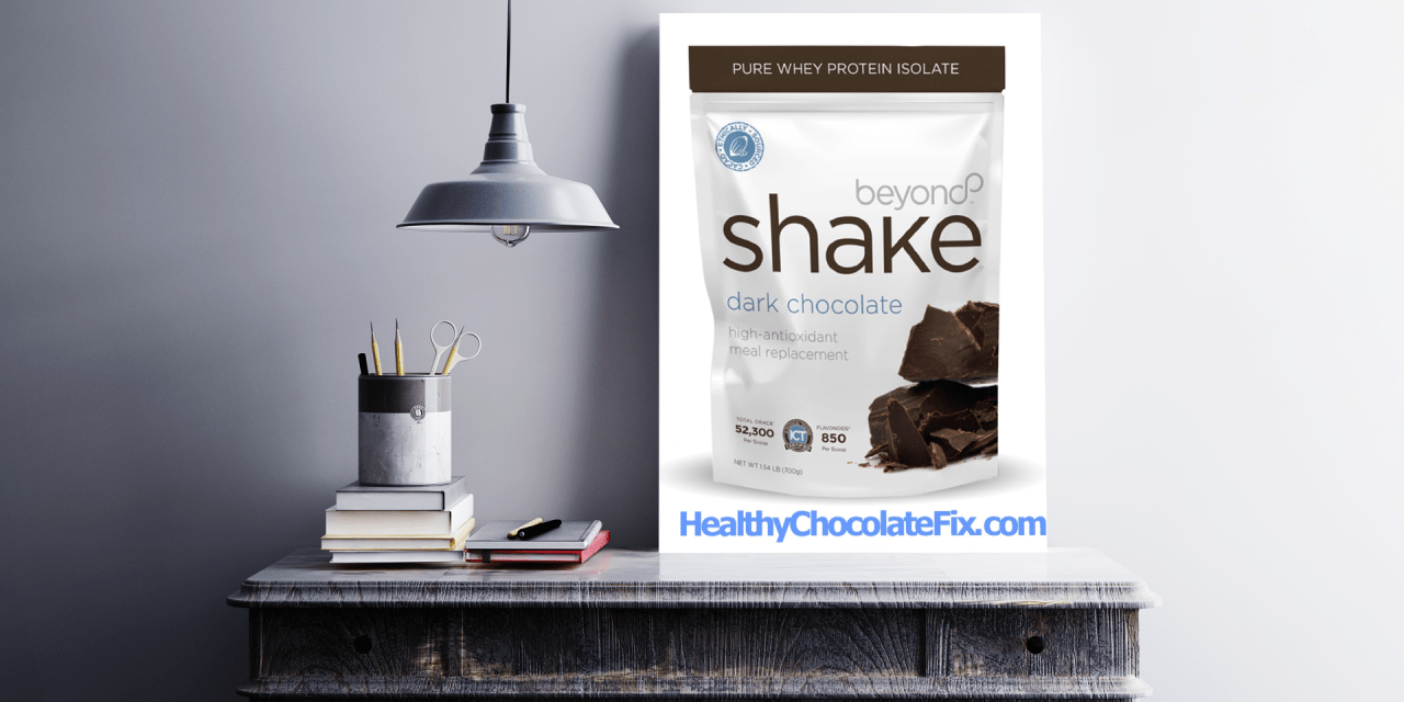 A Chocolate Shake Changed Our Life: Life On The Autism Spectrum