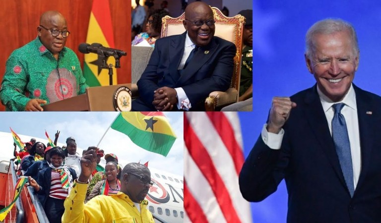 Wow! Good News For Ghanaians Living In The USA