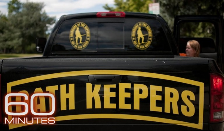 The Oath Keepers militia group's path to breaching the Capitol