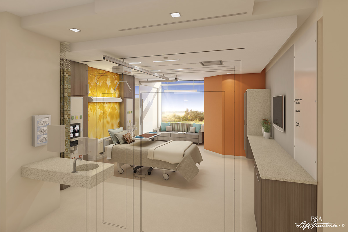 MedicalSurgical Patient Room  The Center for Health Design