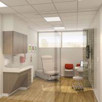 Full Hd Exam Room Interior Design Of Intercom Computer High Resolution Primary Care The Center For Health Design