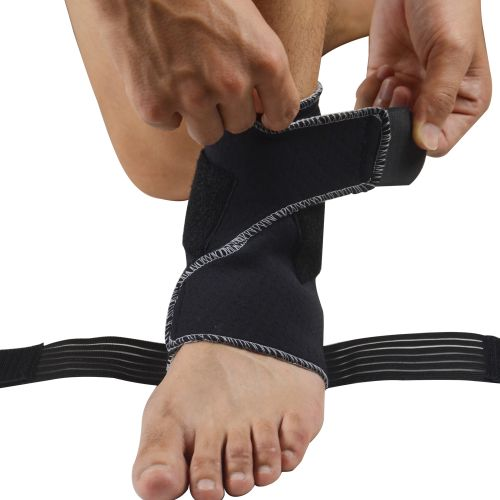 Safety Ankle Support  Elastic Brace  Arch Ankle Heel
