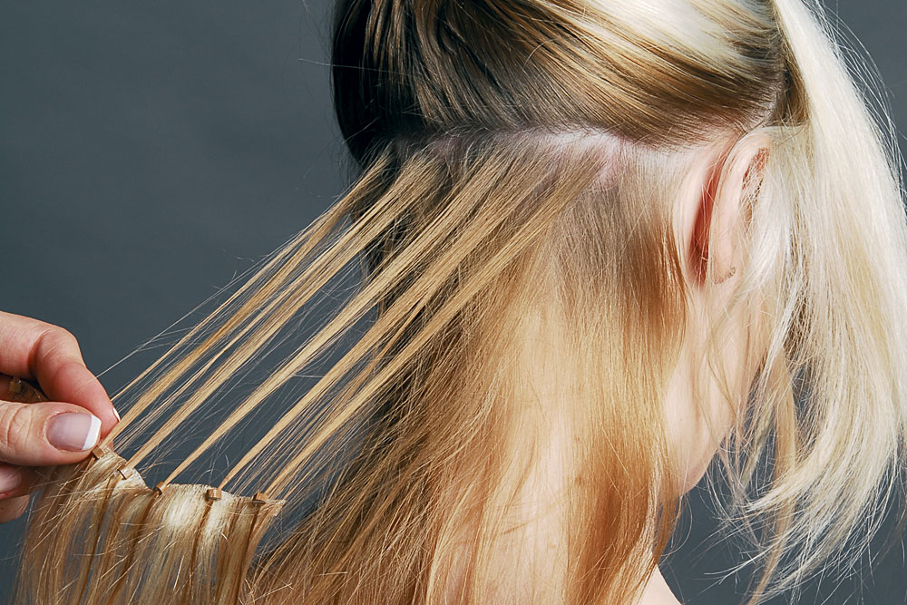 The Frills And Perils Of Getting Hair Extension