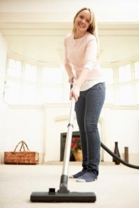 vacuum cleaning for allergy