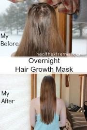 overnight hair growth mask