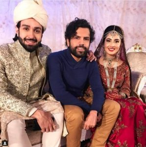 Check Out Azfar Rehman S Unseen Wedding Photos Health