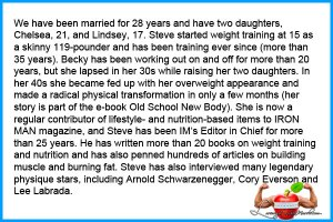 about steve and becky