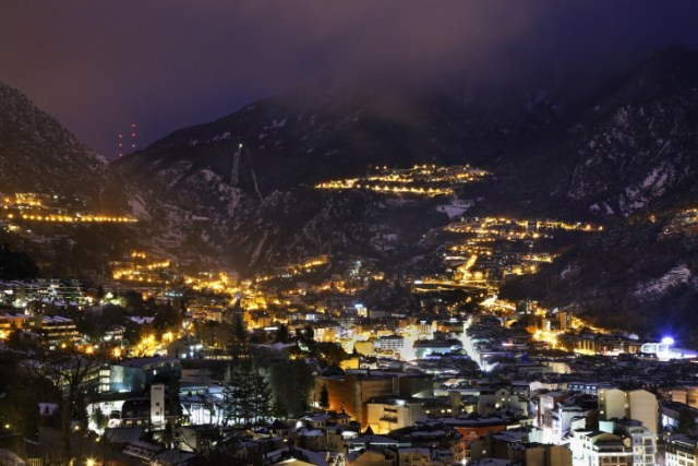 Andorra la Vella. Andorra