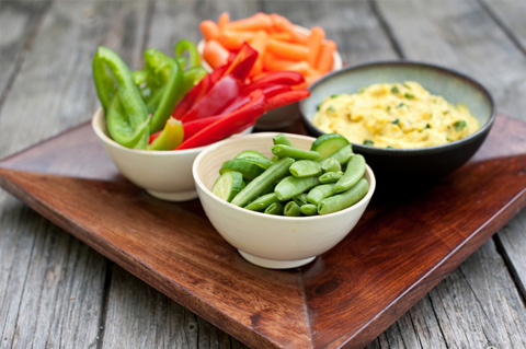 Healthy Mediterranean Hummus Recipe