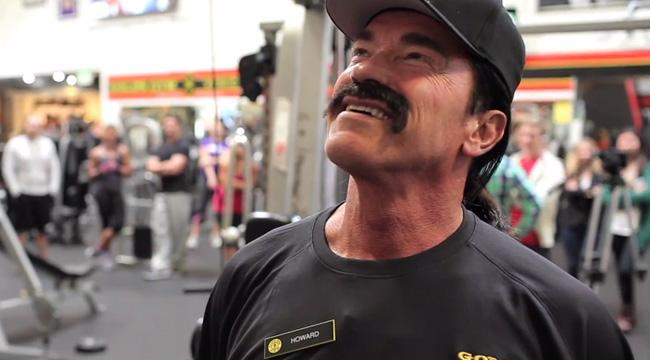Arnold Schwarzenegger went undercover