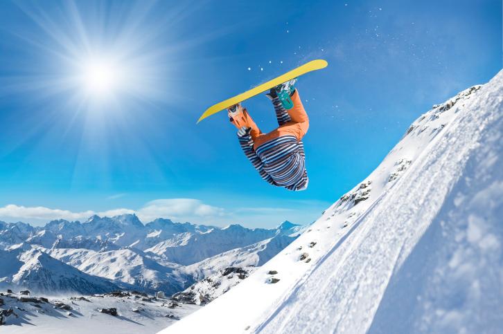 The Health Benefits of Snowboarding • Health Fitness Revolution