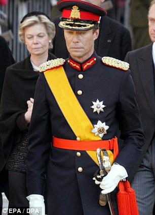 grand duc henri