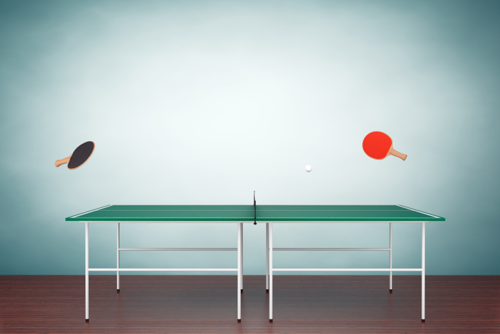 Top 10 Health Benefits of Ping Pong / Table Tennis