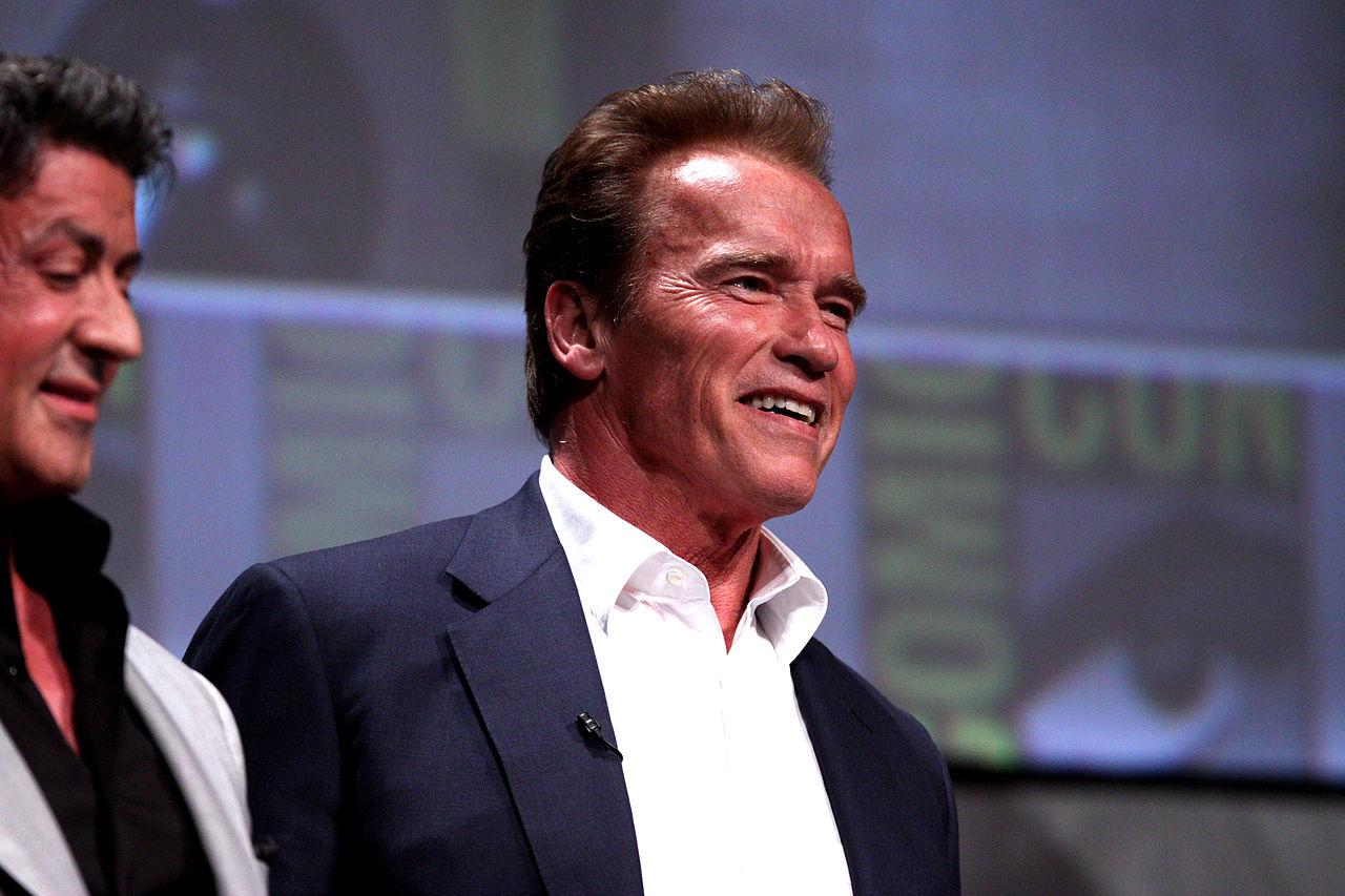 15 facts about Arnold Schwarzenegger