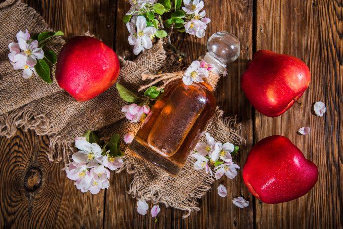 health benefits of apple cider vinegar