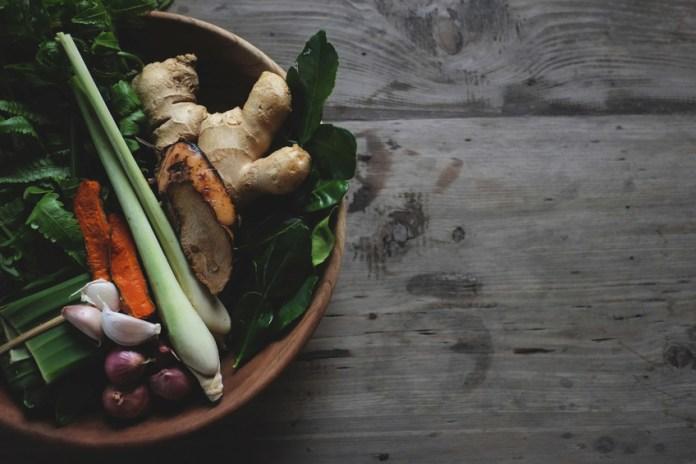 healthy thai foods
