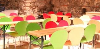 healthy university dining halls campus dining hall