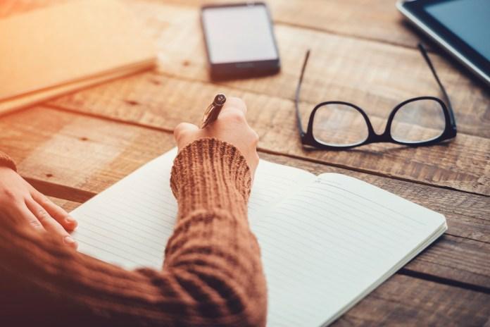 top health benefits of journaling