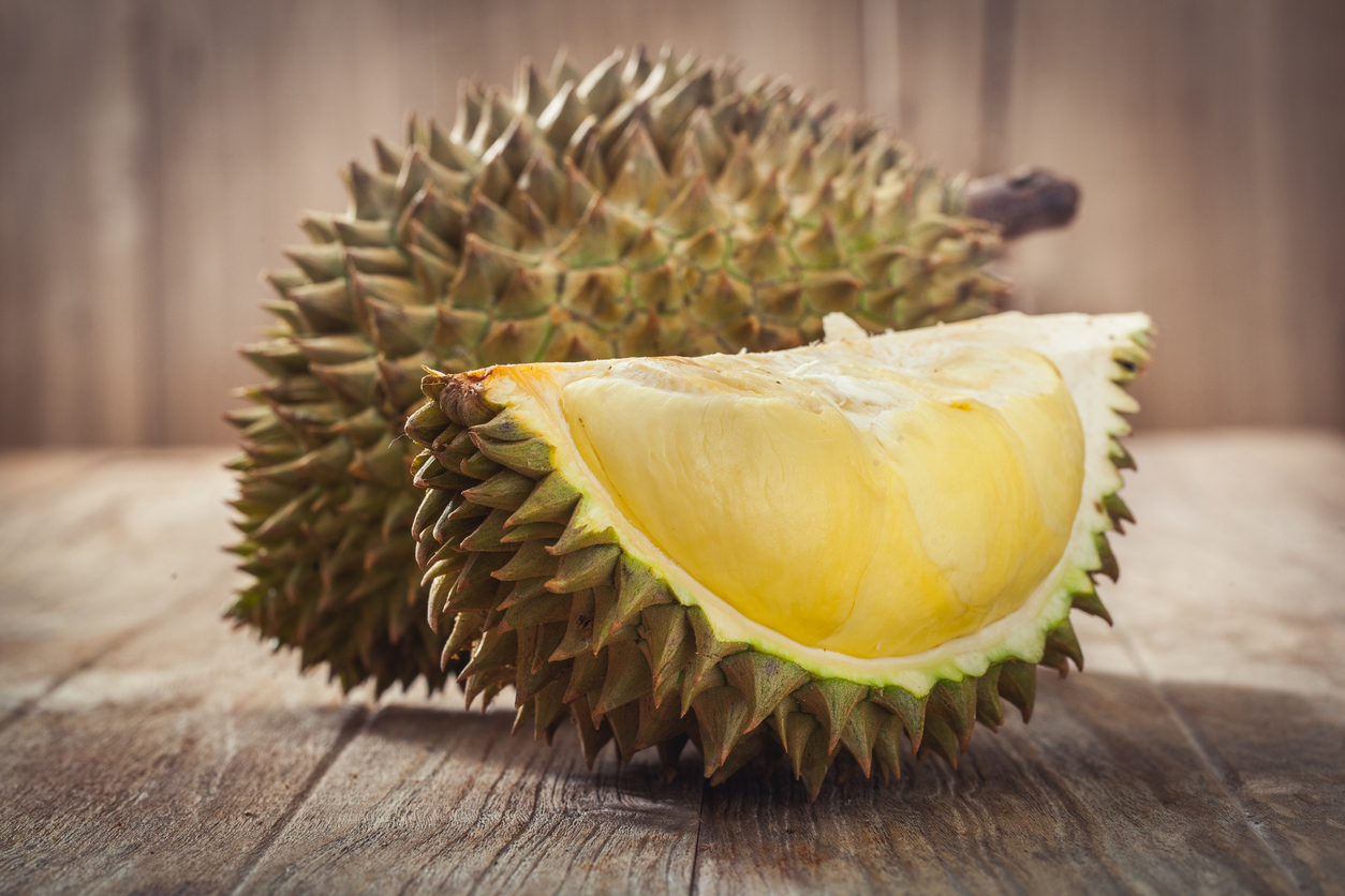 Image result for durian fruit