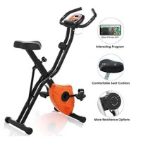 Funmily Folding exercise bike review