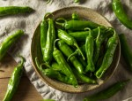 4 Healthy Snacks that Don't Suck Shishito Peppers