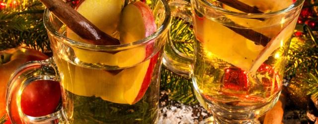 Courtney's Mulled Cider