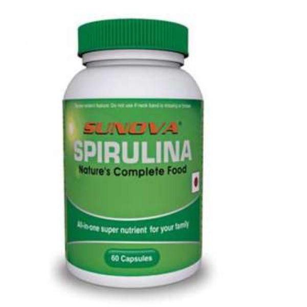 Compare Amp Buy Sunova Spirulina Tablets Online In India At